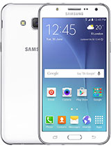 How can I connect Samsung Galaxy J7 to the Smart TV